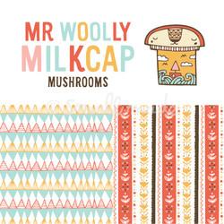 Mr Woolly Milkcap, Nicole LaRue