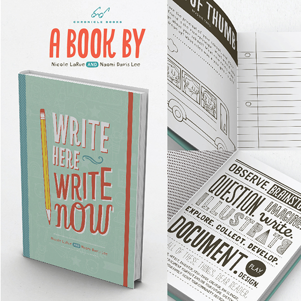 Write Here Write Now Journal