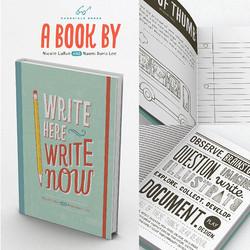 Write Here Write Now Journal