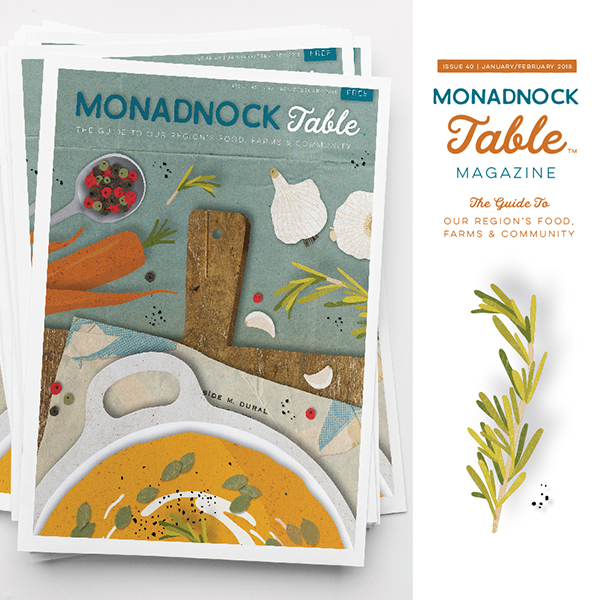 Monadnock Table Magazine