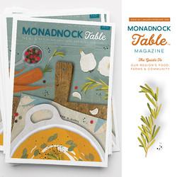 Monadnock Table Magazine