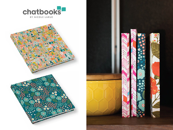 A Collaboration with Chatbooks!