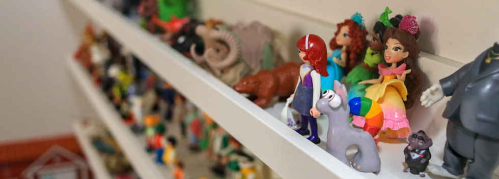 Minatures for Play Therapy