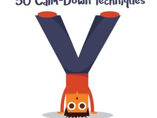 50 Calm Down Techniques
