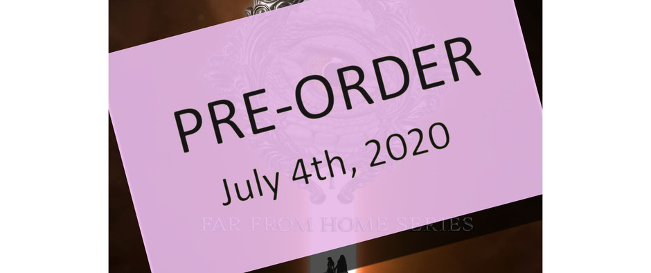 Pre-order now. Last Chance!