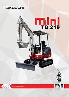 Takeuchi Mini Excavator, Kubota, Sany, Bobcat, Yamar, Tata, excavator