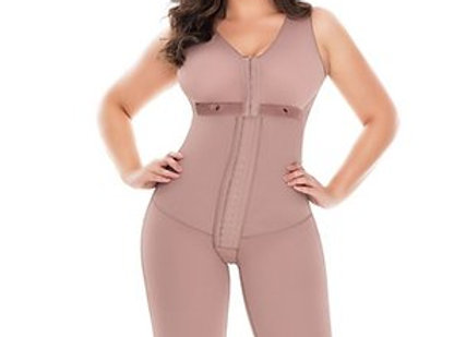 Sleeveless Total Compression - 052
