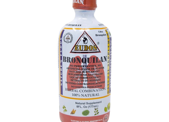 Bronquilan  Natural Respiratory & Bronchial Relief 8fl oz