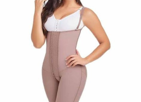 Braless Total Compression thick strap - 175