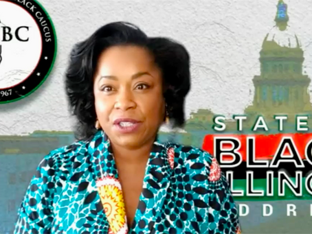 Illinois Legislative Black Caucus reacts to governor's budget address
