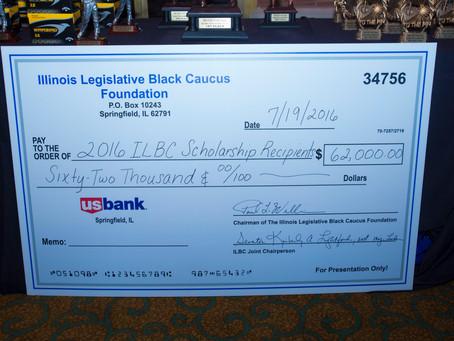 Illinois Legislative Black Caucus Foundation to award scholarships at Scholarship Reception