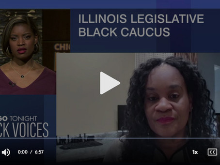 Anti-Racism Agenda: Illinois Legislative Black Caucus Unveils Agenda