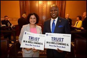 Black and Latino Caucus Members Urge Gov. Rauner to Speak Up for Communities of Color