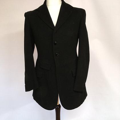 """Vintage Frank Hall Black 40""""  1946"""