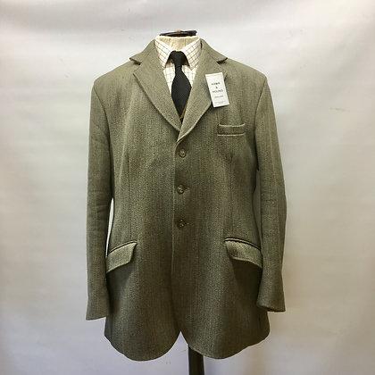 """46"""" Gent's Caldene Keeper's Tweed 46"""""""