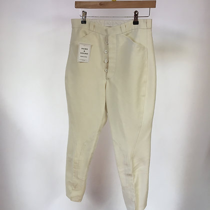 """Oliver Brown Bedford Cord breeches 28-30"""""""