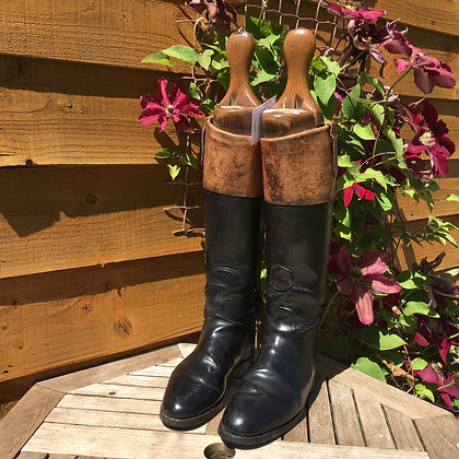 7.5 TOP BOOTS WITH TREES - ROWELLS