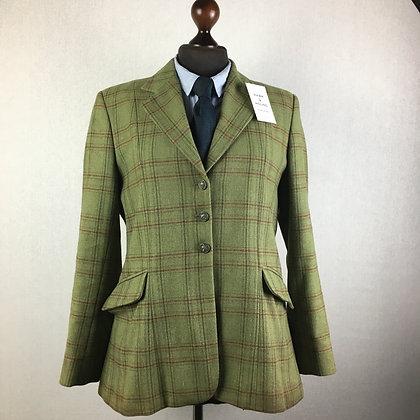 """38"""" Ladies Green Estate Tweed"""