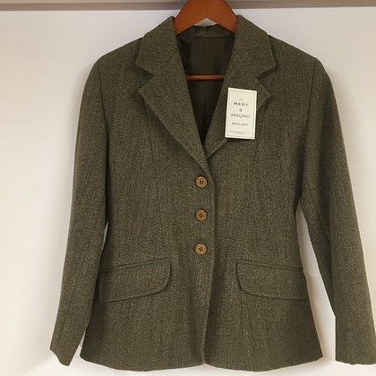 Girl's/ Maid's Keeper's Tweed coat 30""