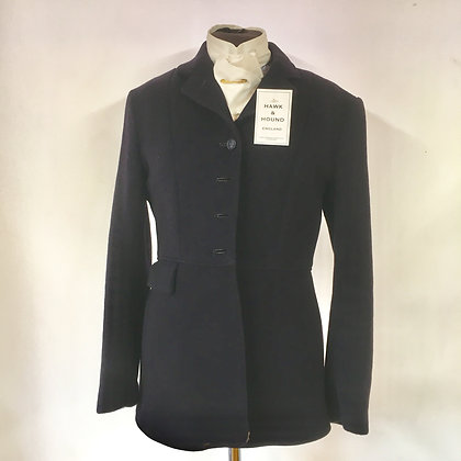 """Foxley Navy 4 button coat 34"""""""