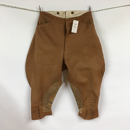 "Vintage (1880 !!!) breeches 30"""