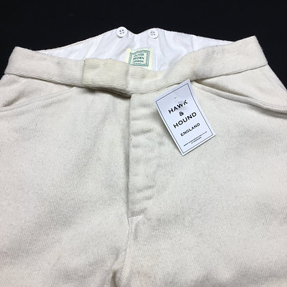 "30"" Oliver Brown Bedford Cord Breeches"