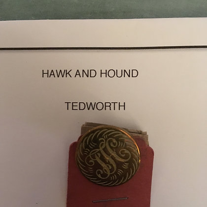 Tedworth Hunt Buttons