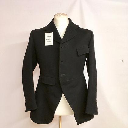 "38"" J C Wells Bespoke Vintage Hunt Coat"