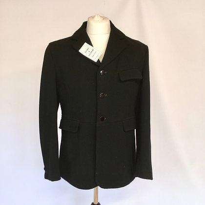 """Gentleman's Black Hunt Coat 40"""""""