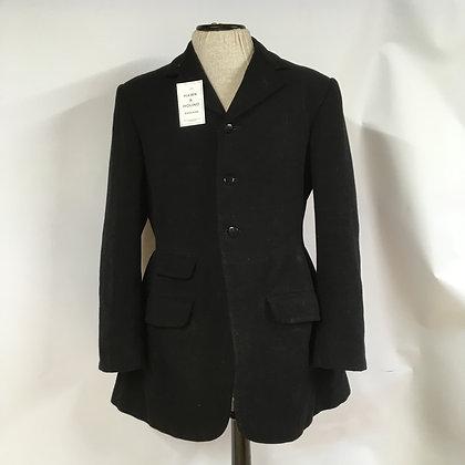 """Gent's long vintage Moss Bros Coat 40"""""""