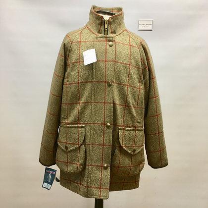 Frank Hall Tweed Coat size 14