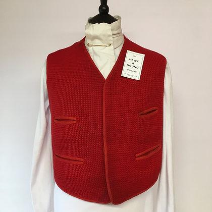 "40"" Vintage bespoke waistcoat"