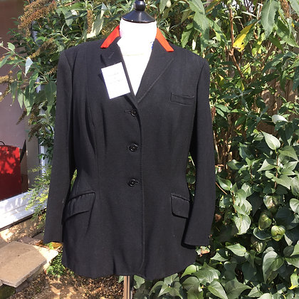 Vintage Bespoke Moss Bros Hunt Coat 40""