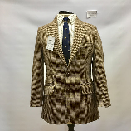 Gent's/ Youth's tweed coat 34""