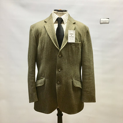 "42"" Caldene Keeper's Tweed Coat"