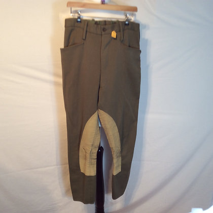 "Army No2 Dress Breeches 31.5"" waist"