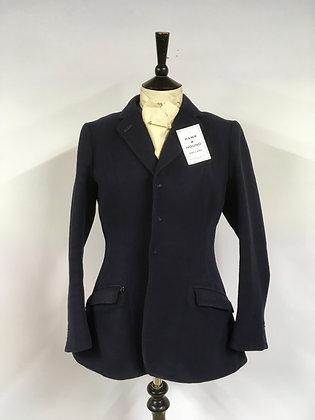 """Bespoke Navy hunt coat 36/38"""""""