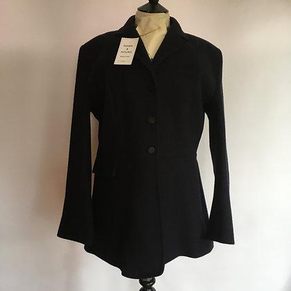 "Navy Ladies Mears Hunt Coat 42"""