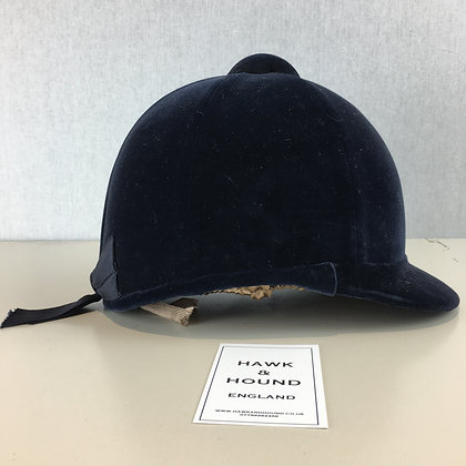 6 7/8 (56cm) Navy standard crown Patey