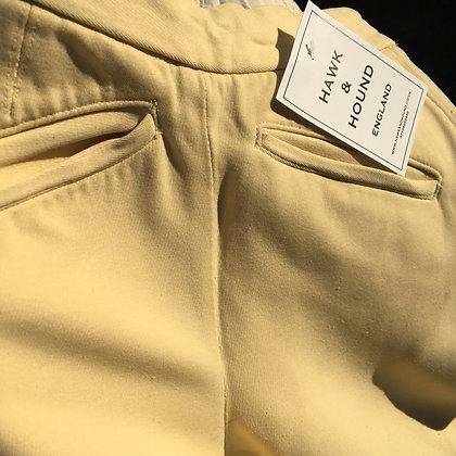 "22"" Vintage Caldene canary breeches"