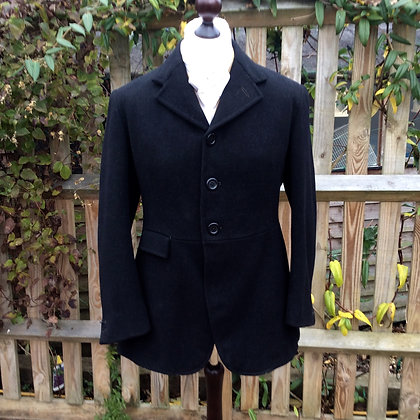 Gentleman's Heavyweight Bernard Weatherill Hunt Coat 40""