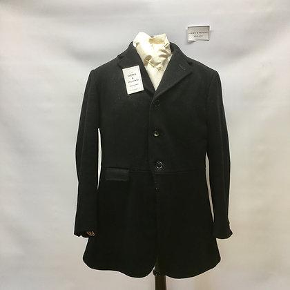 "Vintage Bernard Weatherill black Frock coat 42"""