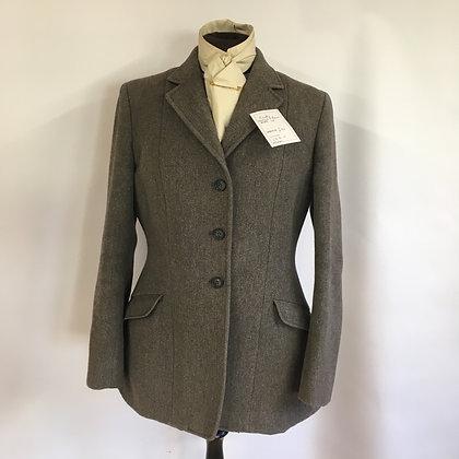 "38"" Rosette Matlock & Brown grey tweed"
