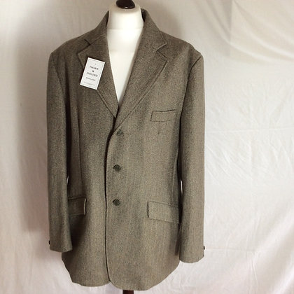 Gent's Shires Huntingdon Tweed 46""