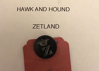 Zetland Hunt Buttons