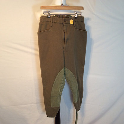 "Army No 2 Dress Breeches 28"" waist"