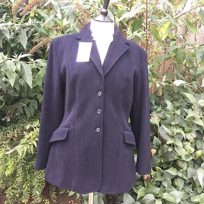 """Ladies Navy Hunt coat 38"""""""