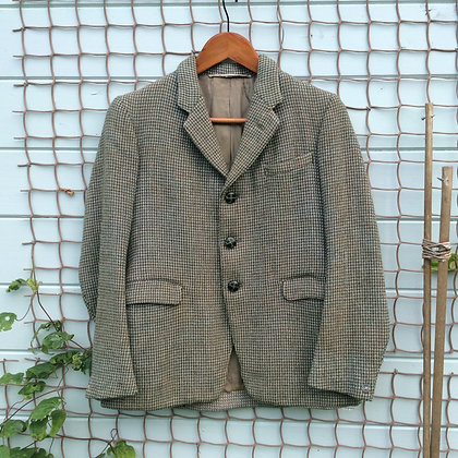 "30-32"" Harris Tweed Coat"
