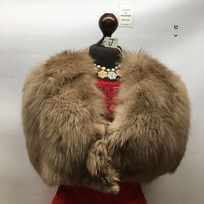 Vintage fox wrap