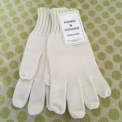 Knitted Cotton Gloves